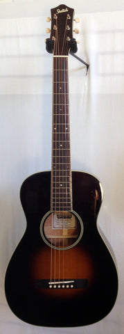 Gretsch G9511 Style 1 Single-0 Parlor Acoustic Guitar Appalachia Burst