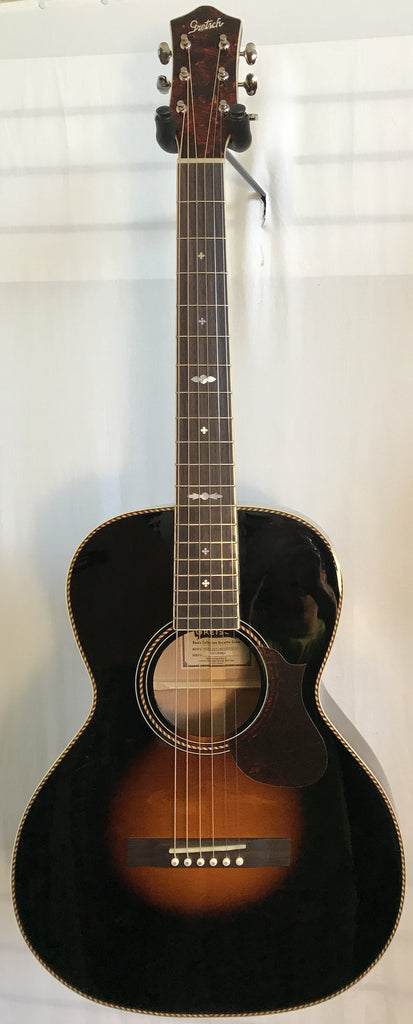 Gretsch G9531 Style 3 Double-0 Grand Concert Acoustic Guitar Appalachia Cloudburst