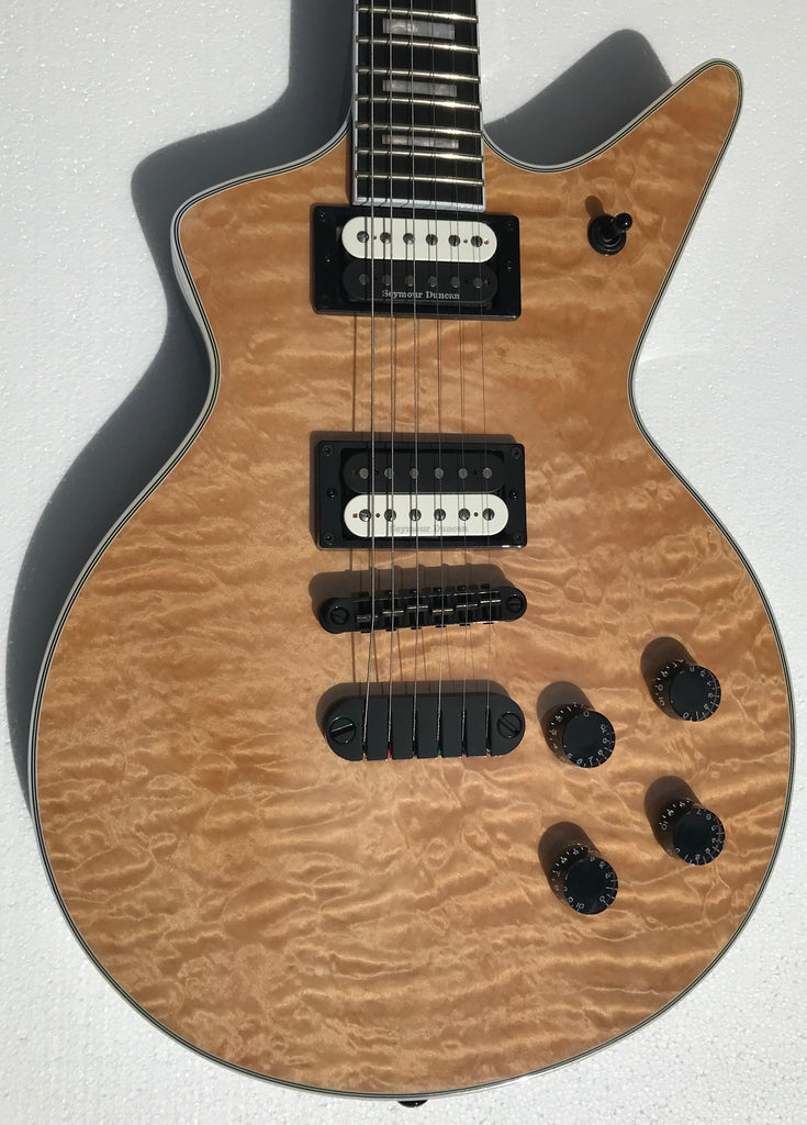 Dean Cadi Select Quilted Maple Gloss Natural