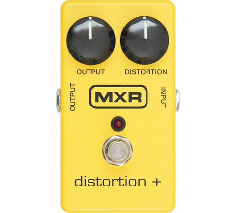 MXR M104 Distortion+ Effect Pedal