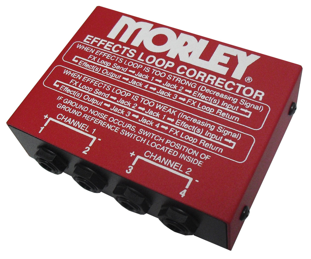 Morley Effects Loop Corrector
