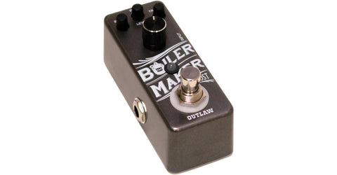 Outlaw Effects Boilermaker Clean Boost Guitar Pedal