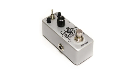 Outlaw Effects Lock Stock & Barrel Distortion Guitar Pedal