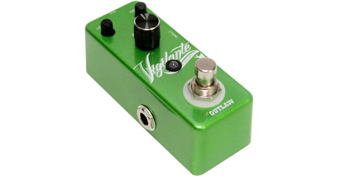Outlaw Effects Vigilante Chorus Guitar Pedal