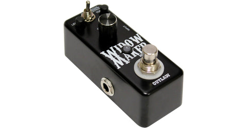 Outlaw Effects Widow Maker Metal Distortion Guitar Pedal