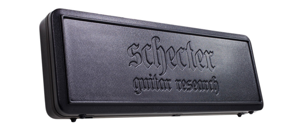 Schecter SGR-2A Guitar Case for Avenger Series and Synyster Gates Standard and Custom Series