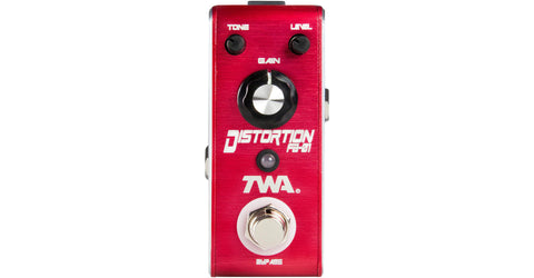TWA Fly Boys FB-01 Distortion Guitar Effects Pedal