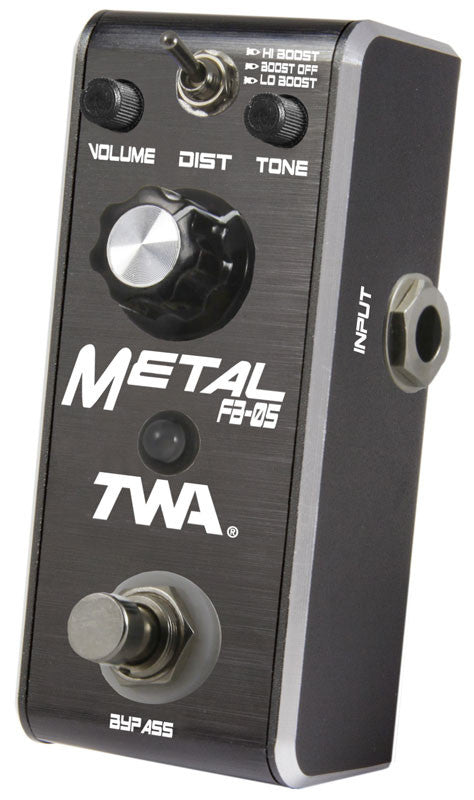 TWA Fly Boys FB-05 Metal Guitar Effects Pedal