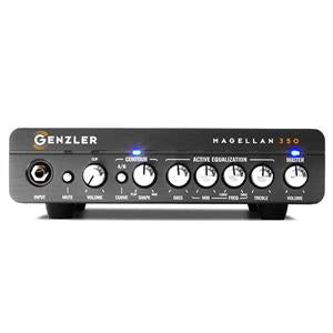 Genzler Magellan MG-350 Watt Light Weight High Output Bass Guitar Amplifier