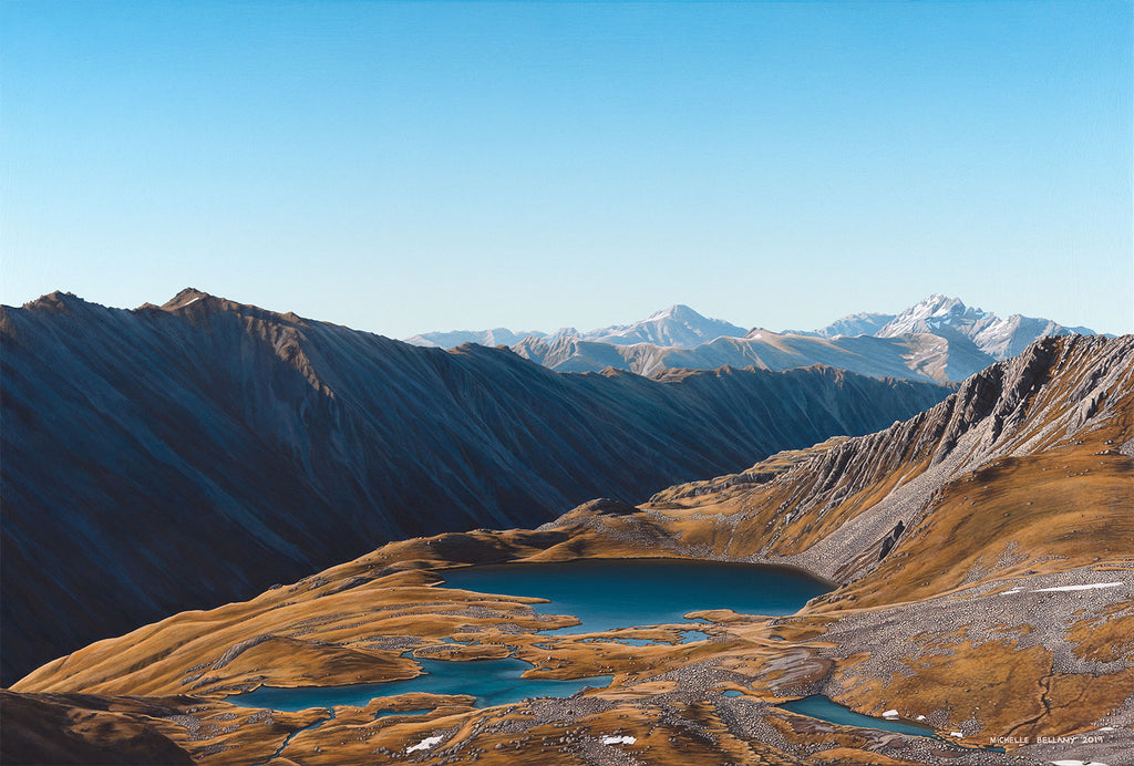 Beyond the Ridge, Paratītahi Tarns