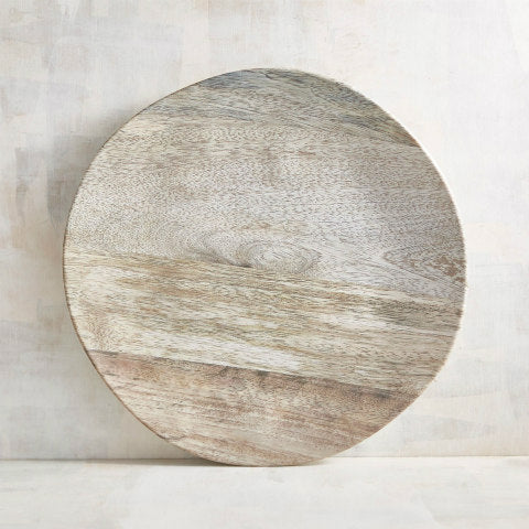 Kimbell Wood Salad Plate