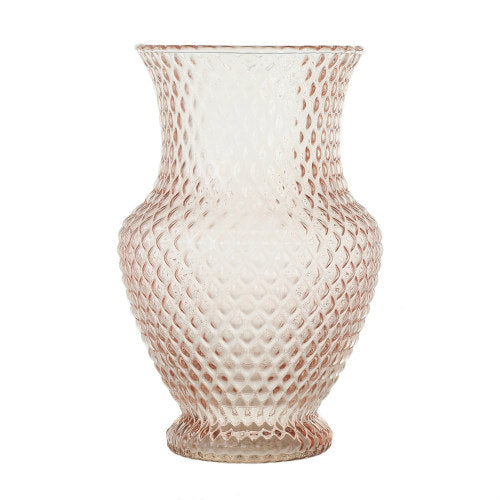 Roseland Blush Bouquet Vase