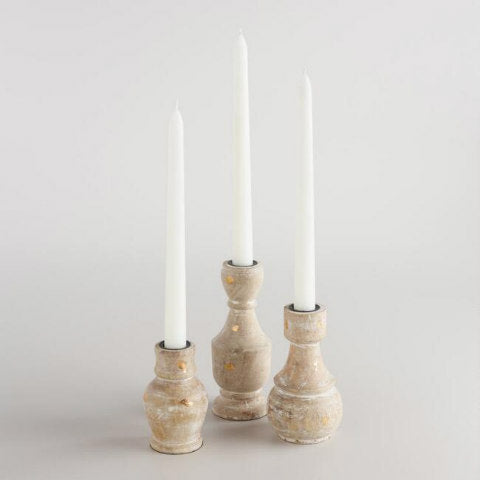 Bottle Cap Assorted Taper Candleholder