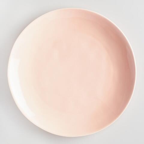 Blush Element Salad Plate