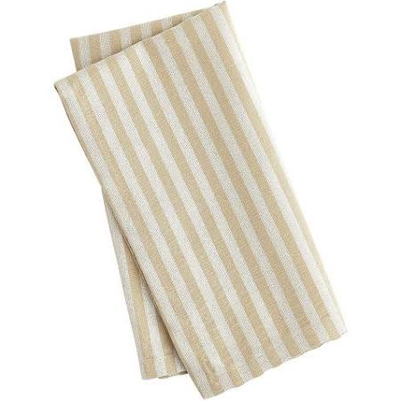 Seersucker Striped Linen Napkin