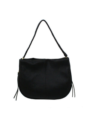 Coconut Island Hobo in Black