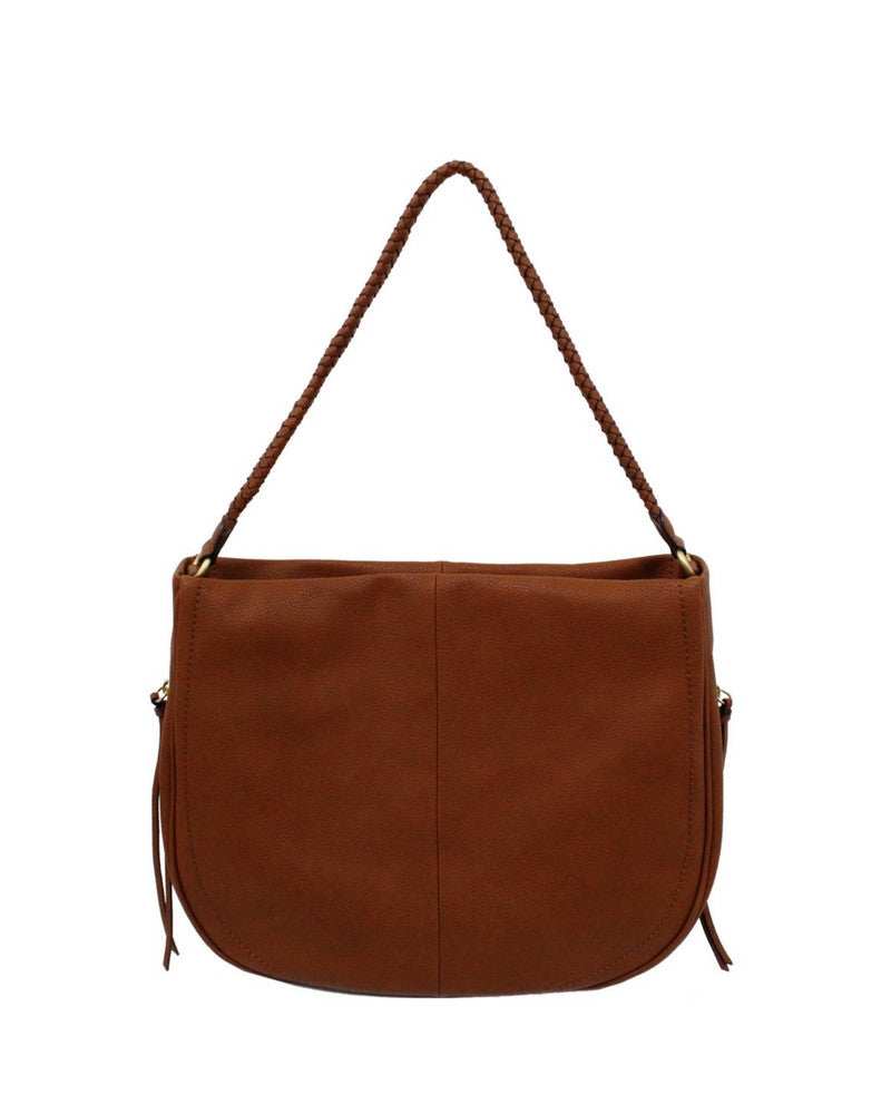 Coconut Island Hobo in Cognac 219212ee50a74