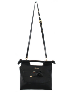 Carlie Satchel in Black