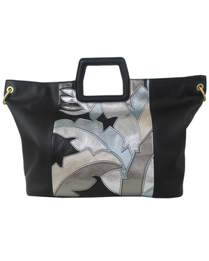 Tate Tote in Black