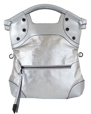 Latitude Rebel FC Lady Tote in Silver