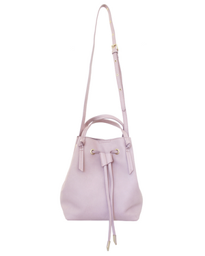 Jille Satchel Petite in Violet Blush