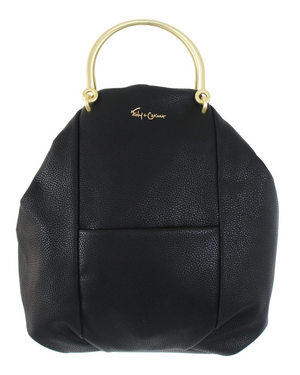 Sol Opulence Tote in Black
