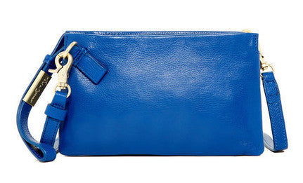 FC ESSENTIAL CROSSBODY IN SAPPHIRE