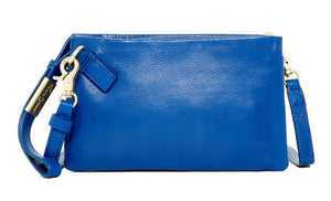 Essential Wristlet in Sapphire