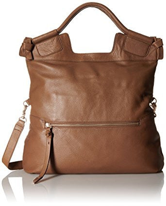 FC MID CITY TOTE CHESTNUT
