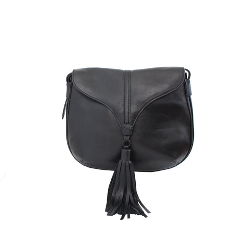 ARROW CROSSBODY IN BLACK