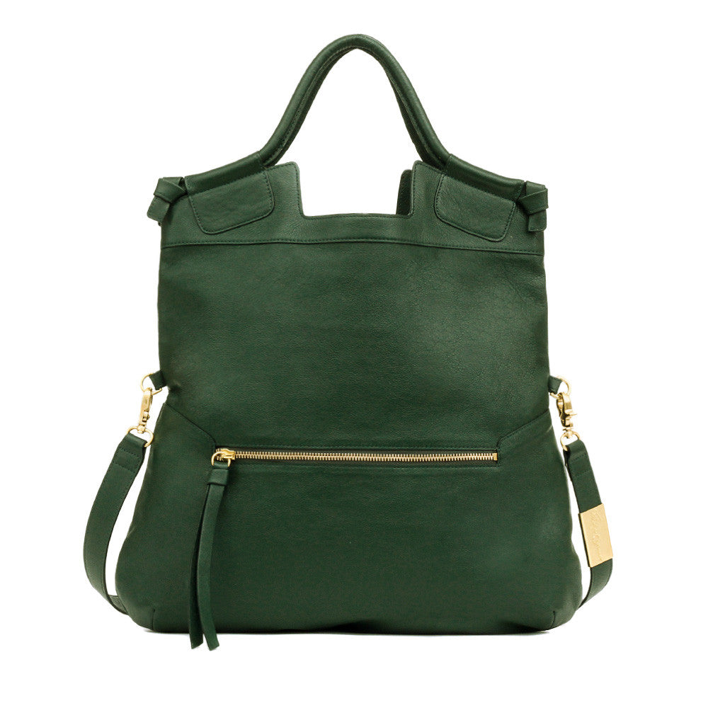 FC MID CITY TOTE IN EVERGREEN