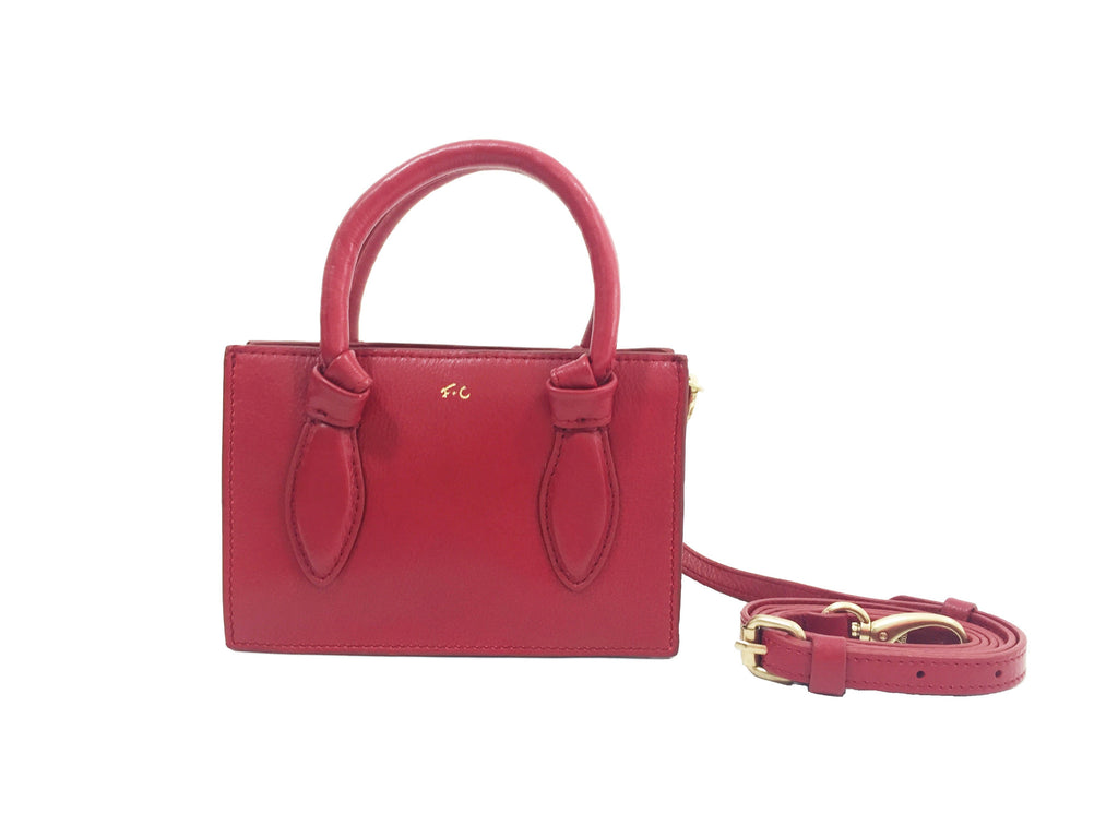 FC MARQUISE MINI CROSSBODY IN RED