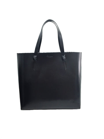 FC EMERALD TOTE IN JET BLACK