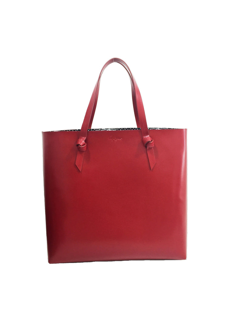 FC EMERALD TOTE IN RUBY