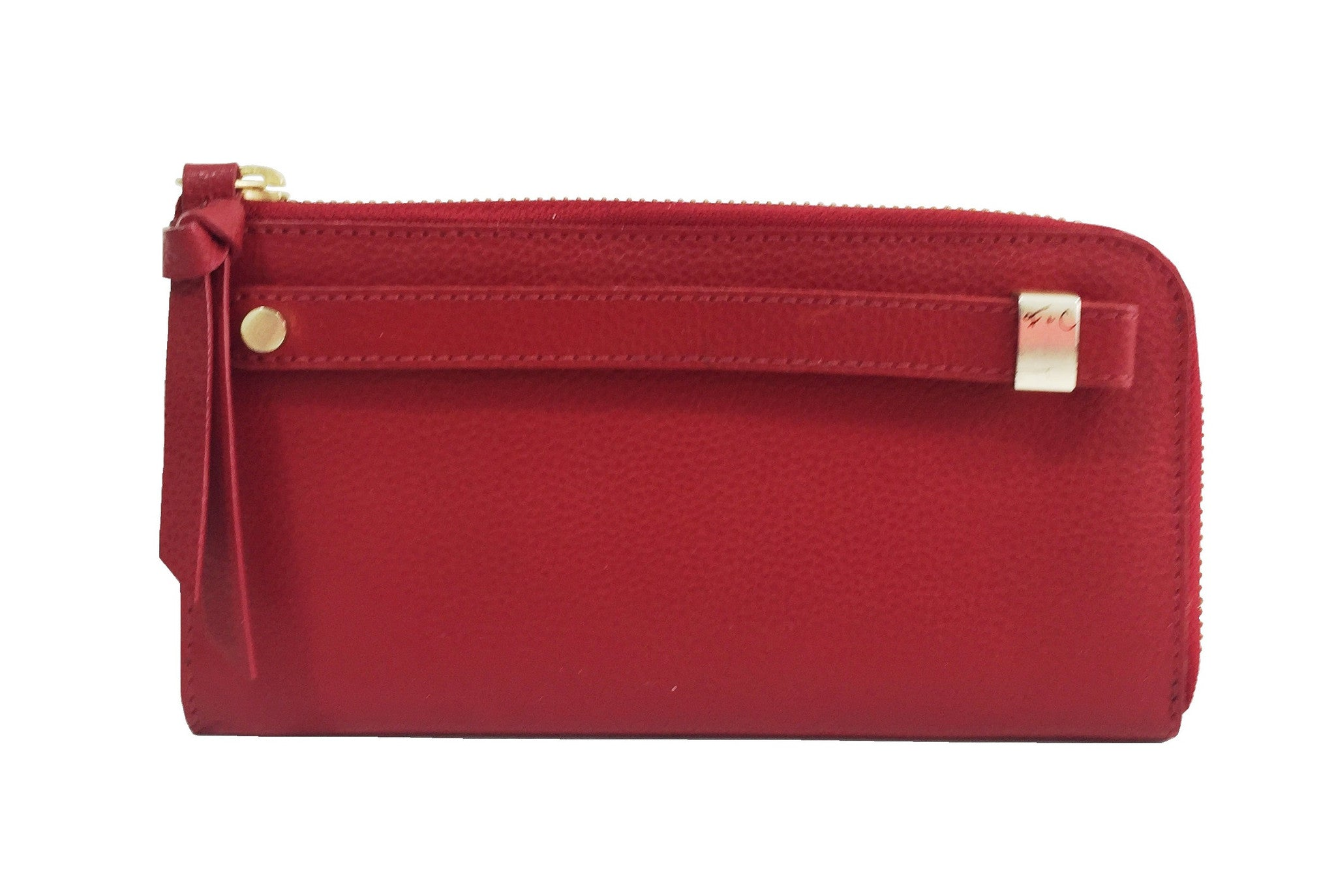 FC SLG PRINCESS CUT WALLET RUBY