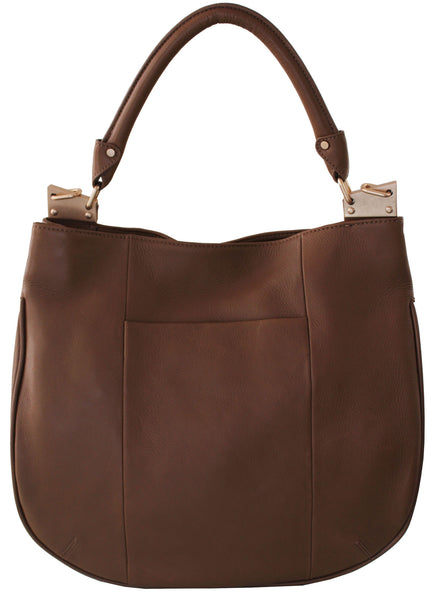 DIONE HOBO IN CHESTNUT