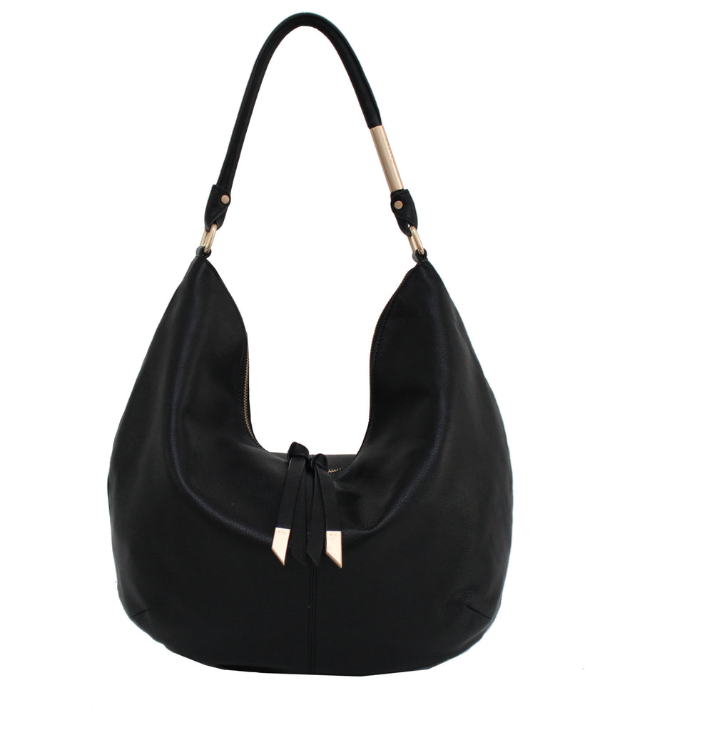MIA HOBO IN BLACK