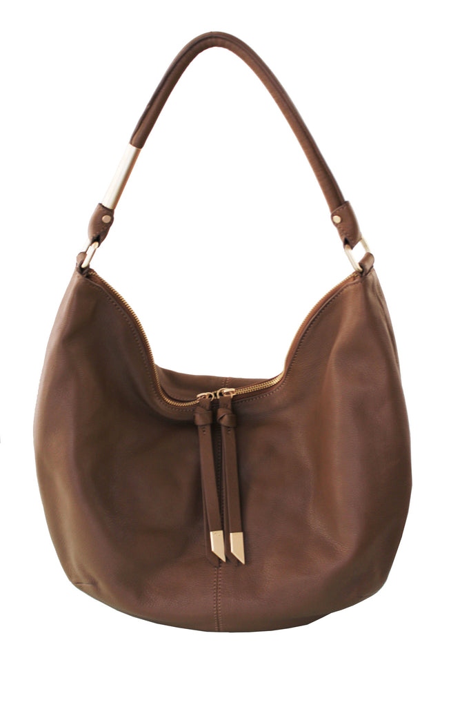 MIA HOBO IN CHESTNUT
