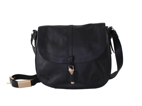 MIA SADDLE BAG IN BLACK