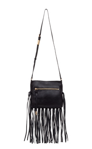 Sasha Crossbody in Black