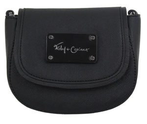 City Eclipse Mini Saddle Bag in Midnight