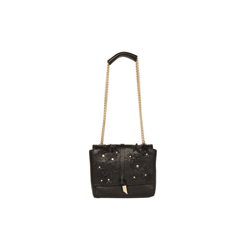 DAHLIA CROSSBODY IN BLACK