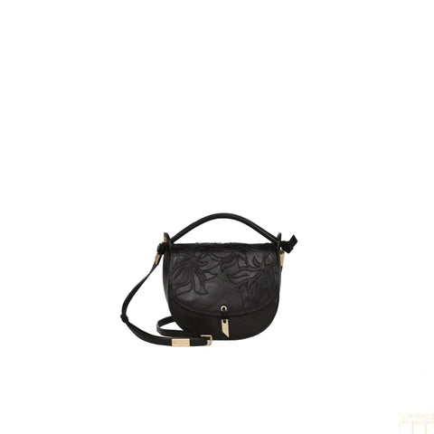 LILLI SATCHEL IN BLACK