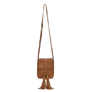 Sarabi Crossbody in Honey Brown