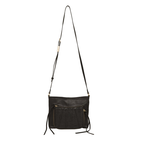 CHARLOTTE CROSSBODY IN BLACK