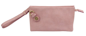 Prive Wristlet in Blush