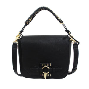 Reese Satchel in Black