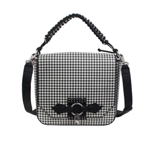 Reese Satchel in Gingham