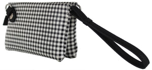 Prive Wristlet in Gingham