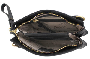 Prive Wristlet in Black